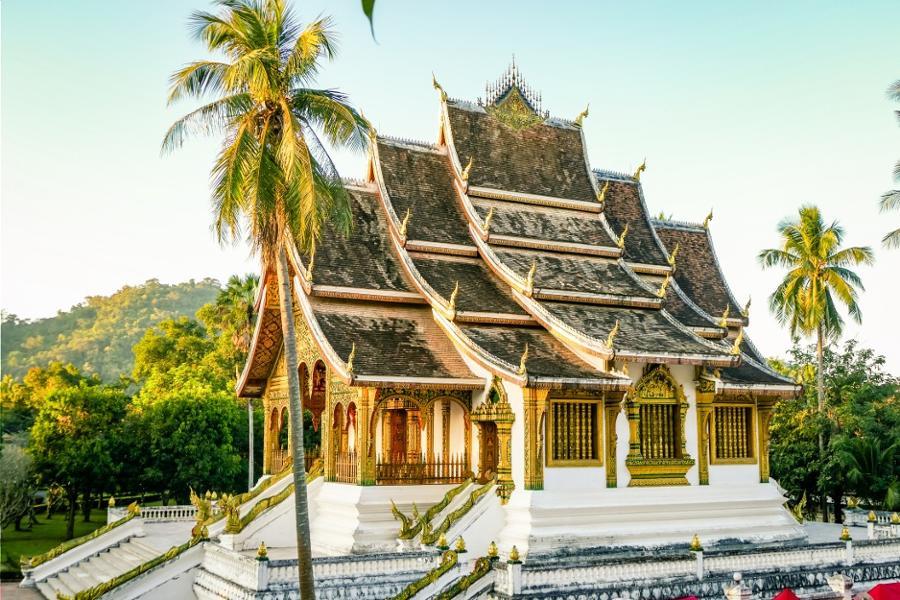 Les incontournables du centre-ville de Luang Prabang