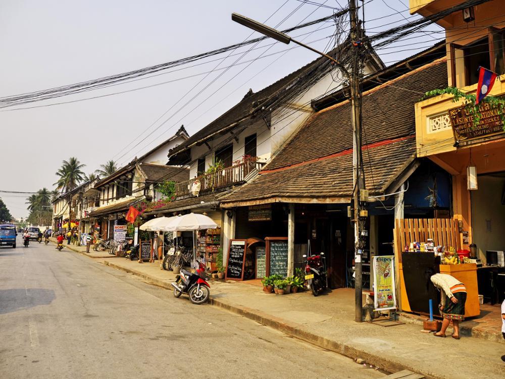 L'influence française dans l'architecture laotienne