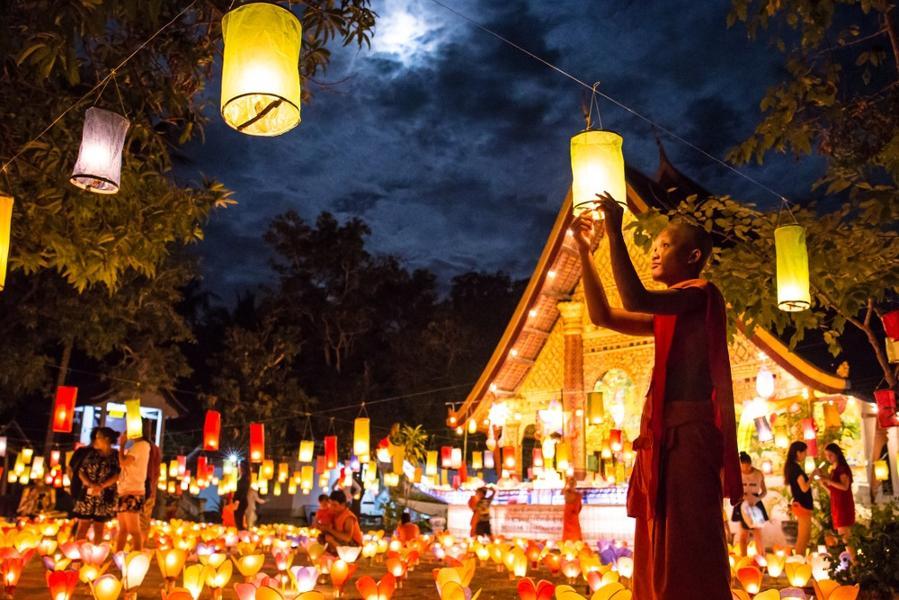 Les plus grandes fêtes à célébrer au Laos