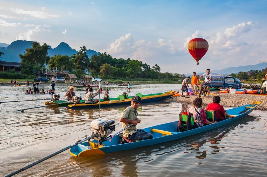 Le Laos en famille : l'itinéraire idéal