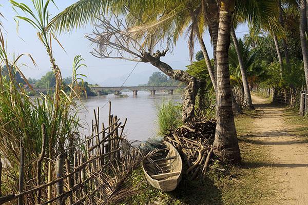 Les 4000 îles, le petit paradis du Laos